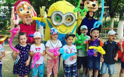 День защиты детей в «Алых парусах»