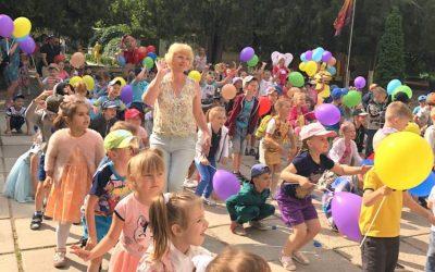 День защиты детей в «Алых Парусах» 2018