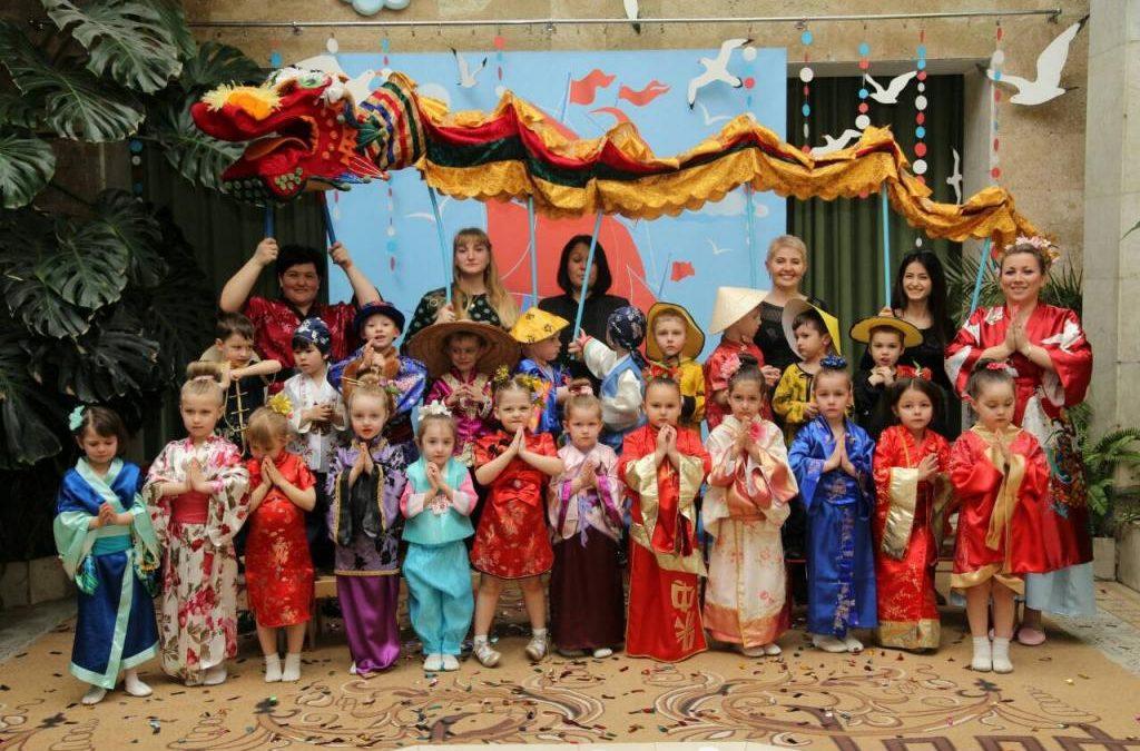 Фестиваль народов мира в «Алых Парусах»