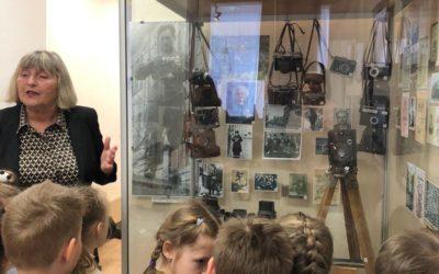 Посетили музей истории города Симферополя