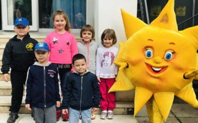 Отметили День защиты детей