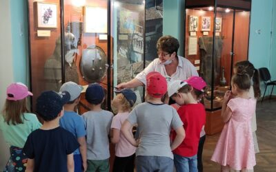 Наши ребята посетили музей  Тавриды — музей истории и природы Крыма