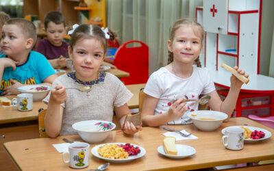 Организовано ли в «Алых Парусах» питание для детей с пищевой аллергией?